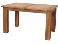 Danube Dining Table 1400 Extending