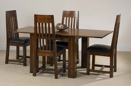 Kember Small Extended Dining Table