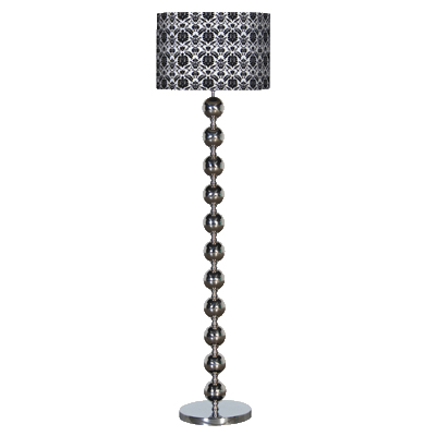 Steel Ball Floor Lamp