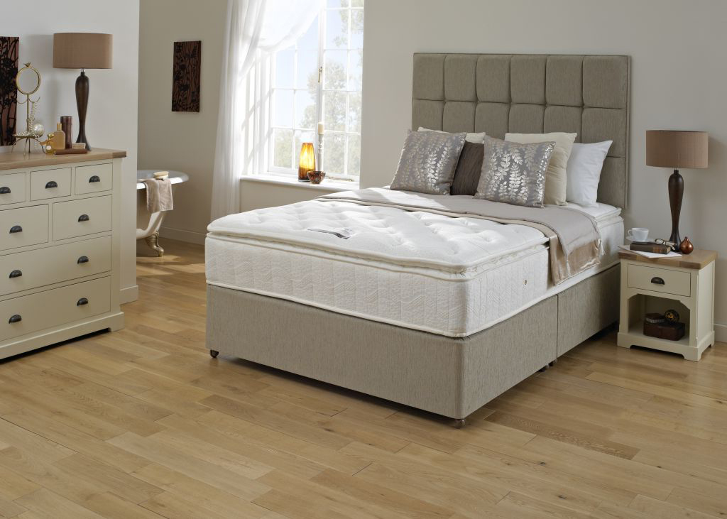 King Koil Natural comfort Pillow Top 2000