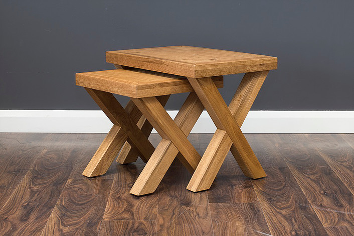 X Range Nest Tables