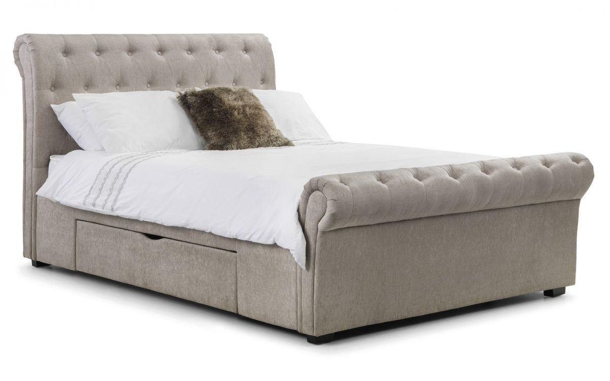 Ravello Storage Bed with 2 Drawers