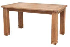 Danube dining Table 1500 Solid Top
